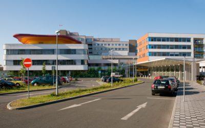 Referencie klienta – FN Hradec Králové